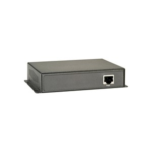 PFE-1001R, PoE Extender over Hybrid Fiber, Receiver with 1 PoE Output