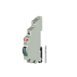 E217-16-10D, Leuchttaster Grün 16A 1S 250VAC mit LED 115-250VAC