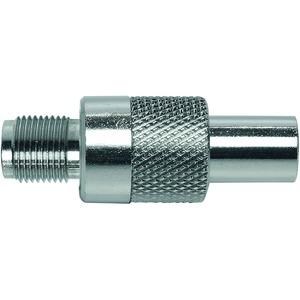 Adapter Koax-Steckverbinder, F-Buchse auf F-Stecker, hohe Rückflussdämpfung