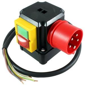 SSK 820/400-ST12   Drehstrom-, Schalter-Stecker-Kombination
