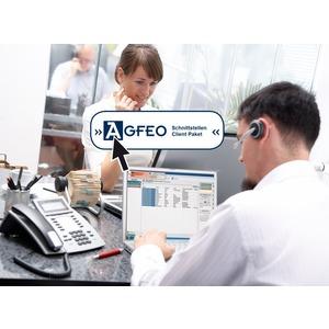 Schnittstellen Client Paket, Software/Lizenzen für AS Anlagen