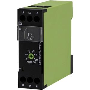 V2PF480Y/277VSY01P, Überwachungsrelais Spannungsüberw 3-phasig Push-In Klemme