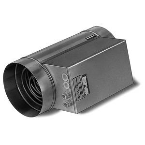 EHR-R 0,8/125, EHR-R 0,8/125, Elektro-Heizregister 0,8 KW 230 V, für Rohrdurchm. 125 mm