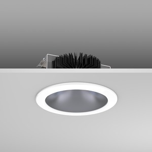 Einbaudownlight LED/26,8W-4000K D195, H169,42,4°, 3250 lm