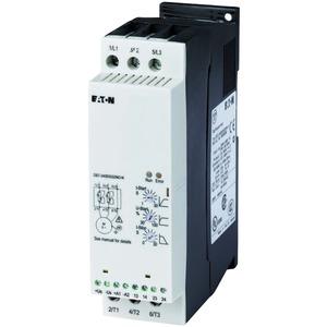 DS7-340SX024N0-N, Softstarter, 24 A, 200 - 480 V AC, Us= 24 V AC/DC, Baugröße FS2