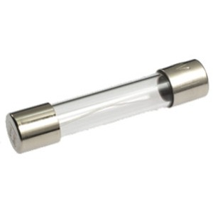 Feinsicherung UL 6,3x32 mm, träge, Keramikrohr, 15A