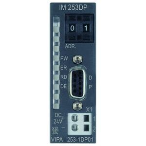 Sys200V_IM253DP RS485, DP-V0, DP-V1