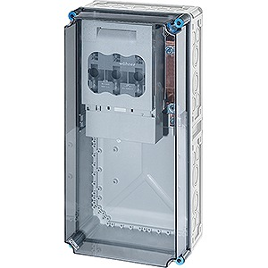 Mi 6480, Mi-NH-Sicherungslasttrennschaltergehäuse , 1xNH 1,a. Sammels., 250A, 5polig