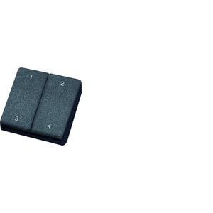 FMH4-wg, Funksensor Minihandsender weiß glänzend