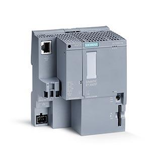 6ES7510-1DJ01-0AB0, SIMATIC DP, CPU 1510SP-1 PN für ET 200SP, Zentralbaugruppe mit Arbeitsspeicher 100 KB für Programm und 750 KB für Daten, 1. Schnittstelle: PROFINET IR