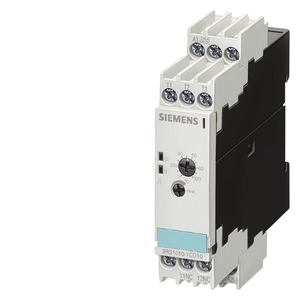 3RS1000-1CD10, Temperatur-Überwachungsrelais PT100, B=22,5mm 0 - 100 Grd C