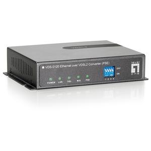 VDS-0120, Ethernet over VDSL2 Converter (PSE)