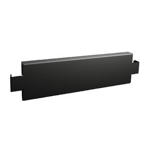 VX 8620.032, VX Sockel-Blende, seitlich, H: 100 mm, für T: 500 mm, Preis per VPE, VPE = 2 Stück