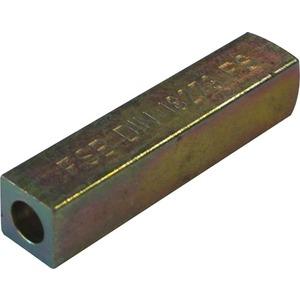 SPEZIALSTIFT 9 MM VIERKANT LA, 809®-ZXF-465  46,5MM AUSSENSEITE