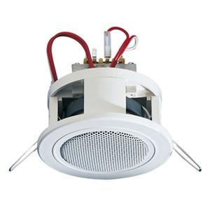 Lautsprecher weiss   6W, m. Übertr. 100V