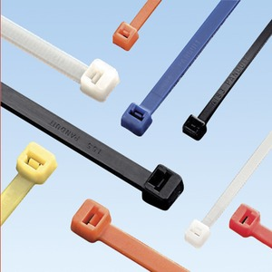 Kabelbinder, Standard, Rot, 368 mm