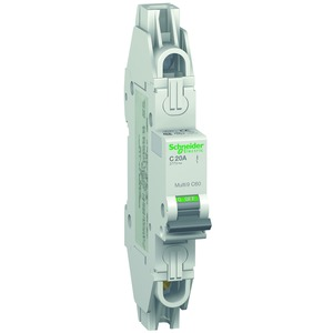 Leitungsschutzschalter C60, UL489, 1P, 4A, D Charakt., 480Y/277V AC