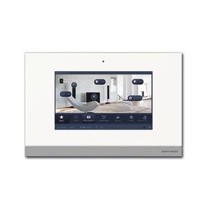 8136/09-811, Busch-ComfortPanel 9, weißglas, Busch-Powernet KNX, Touchpanels