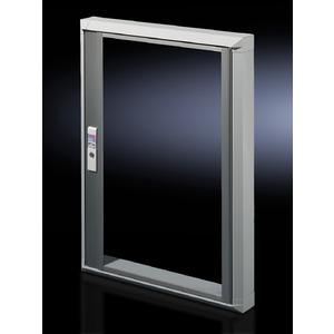 FT 2736.510, Systemfenster, für TS/SE mit B 600 mm, 60-er Profil, Außenabmessung BH 500x370
