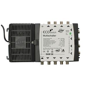 HSAM58E, Multischalter 5 auf 8 Energy Saver