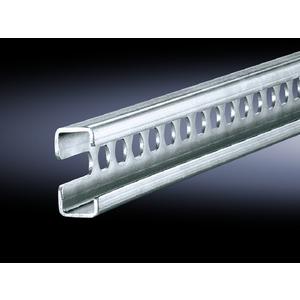 SZ 4945.000, C-Profilschienen 30/15, EN 60715, TS/SE, Länge 755mm, für Breite/Tiefe 800 mm, Preis per VPE, VPE = 6 Stück