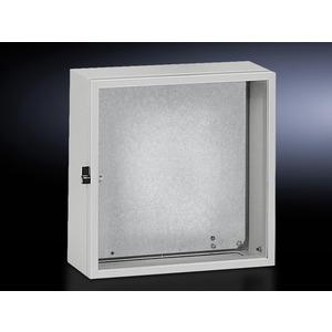 FT 2733.000, Sichtfenster, BHT 497x497x34mm, inkl. Kunststoffhandgriff mit Einsatz 3524 E