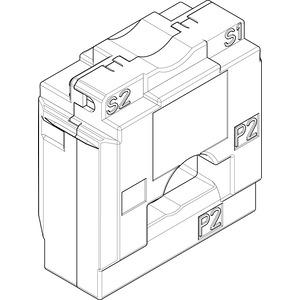 Stromwandler 600/5A Kl.1 2,5VA