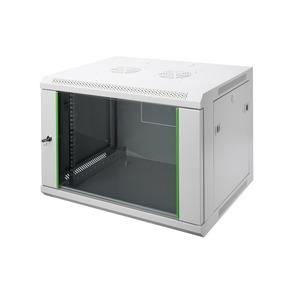 12HE Wandgehäuse 638,40x600x450 mm, Farbe Grau (RAL 7035)
