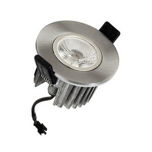 52411, LED HL Downlight 10W 4000K 40D Chrome