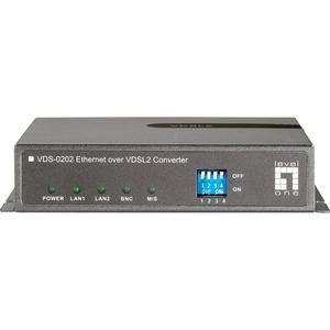 VDS-0201, Ethernet over VDSL2 Converter (Annex B)