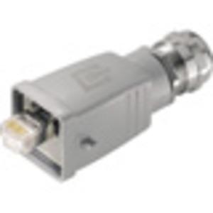 Modularer Steckverbinder (Industriesteckverbinder)