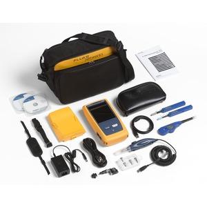FI2-7000-MPO INT, FiberInspector Pro mit MPO-Spitze und Quick Clean Cleaner: WLAN aktiviert Versiv2-Hauptgerät und Inspektionskamera, 4Spitzen in einer Box (LC-, FC/SC