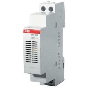 SM1-230, Einbau-Klingel 230VAC,50Hz