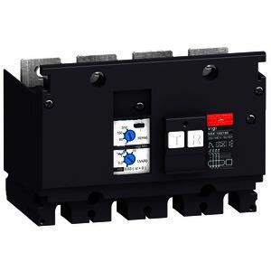 Differenzstromblock ComPact Vigi MH, 30-10000MA, 440-550 V, 4P