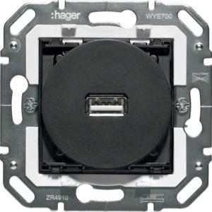 USB Steckdose 1-fach, Typ A