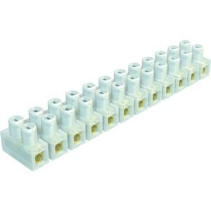 72 VDE/EKL 0E PA, Reihenlüsterklemme 4,0mm², PA, transparent