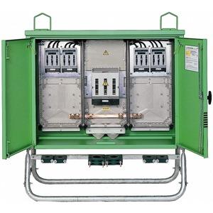 GV 400-S1, Gruppenverteilerschrank 277 kVA mit;mo