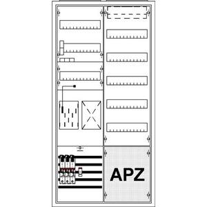 KS763Z50, KS763Z50 Komplettschrank, Aufputz mit BKE-I, 2/3A 1Z1R1S1V5A2