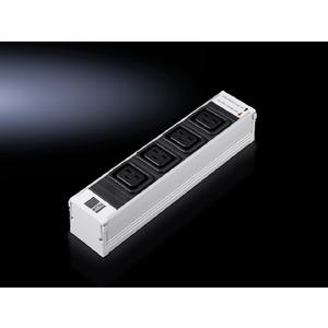 DK 7856.230, PSM 4-fach Kaltgeräte Einsteckmodul C19, ohne Sicherung, nicht schaltbar