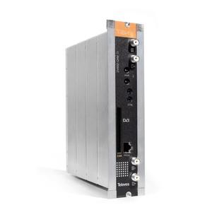 T-0X - Umsetzter DVB-S2 in QAM mit CI-Schacht