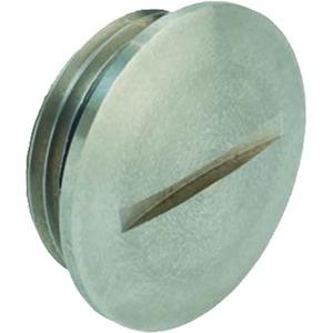 Verschlussschraube Stahl A2 M32x1.5, mit O-Ring NBR