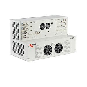 TDH 800 Base, TDH 800 Basisgerät zur Aufnahme von bis zu 16 Eingangsmodulen