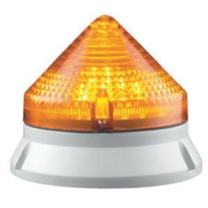 CTLX9001J1F240A rot, Blitzleuchte Einzelblitz 240V AC grau
