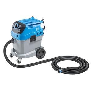 BSS 606L, Robuster Nass-/Trocken Spezial Entsauber für den härtesten Einsatz mit Steckdose und vollautomatischem TACT-Auto- Filter Clean System Staubklasse L, 1380 Watt