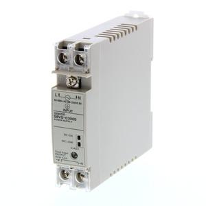 S8VS-03005, Schaltnetzteil, 20 W, 100 bis 240 VAC Eingang, 5 VDC 4,0 A Ausgang, DIN-Schienenmontage