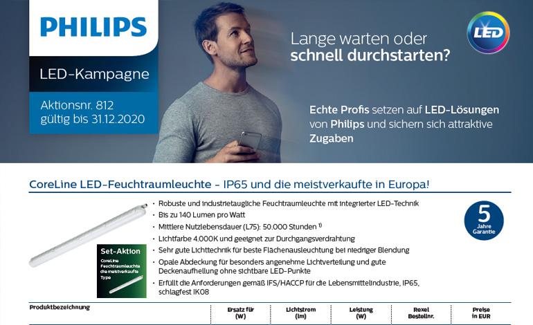 Philips LED-Technologie