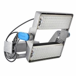 BVP415 1180/857 PSDMX 230V HGB S2 T25, ArenaVision LED gen2 - 857 Tageslicht - Farbe: Aluminium - Anschluss: Schnellsteckverbinder und Zugentlastung