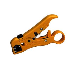 ABZ01, Abisolierwerkzeug für RG59 und RG6 (SAT)-Kabel