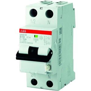 DS201 B16 A30, FI/LS-Schalter 6kA, 1P+N, Typ A, B 16, 30mA