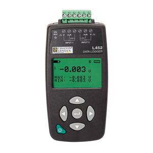 L452, L452 Datenlogger für Prozesssignale